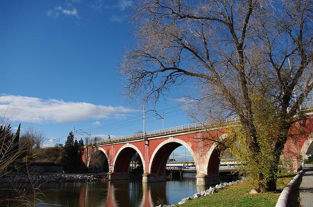 Puente de los Franceses, de Stable Mechanism