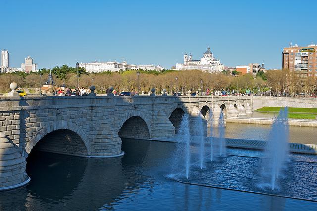 Puente Segocia, de The City Project