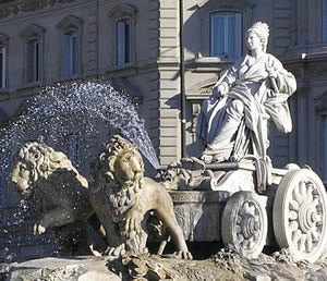Cibeles, por Mr. Tickle