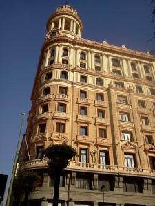 Edificio Adriática, en Callao