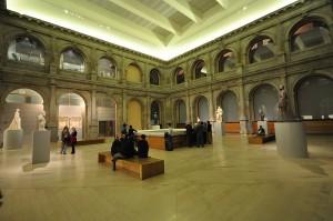 Ampliación de los Jerónimos del Museo del Prado