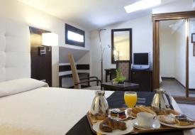 Hotel Liabeny Madrid | Superior single bedroom
